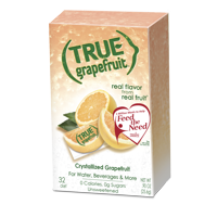 True Lemon Drink Mix, .90 Oz, Grapefruit, 32 Packets (Pack of 1)