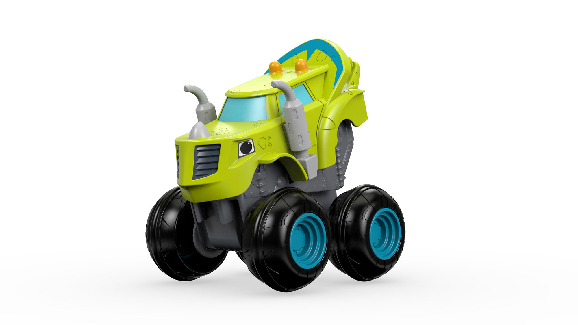 Fisher Price Nickelodeon Blaze And The Monster Machines Slam & Go Zeg by Mattel