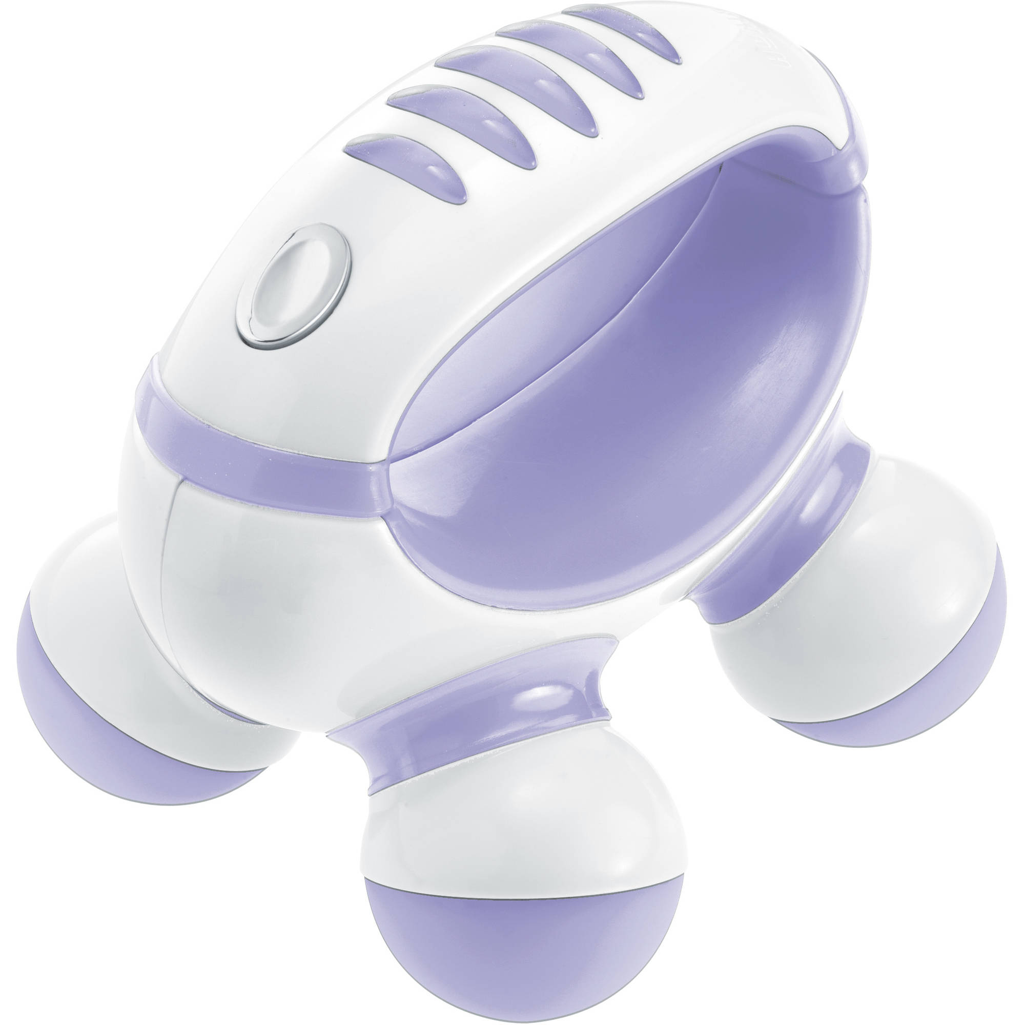 HoMedics Therapy Handheld Personal Mini Massager, Blue
