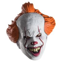 Warner Bros Rubie's Pennywise Mask Halloween Costume Accessory