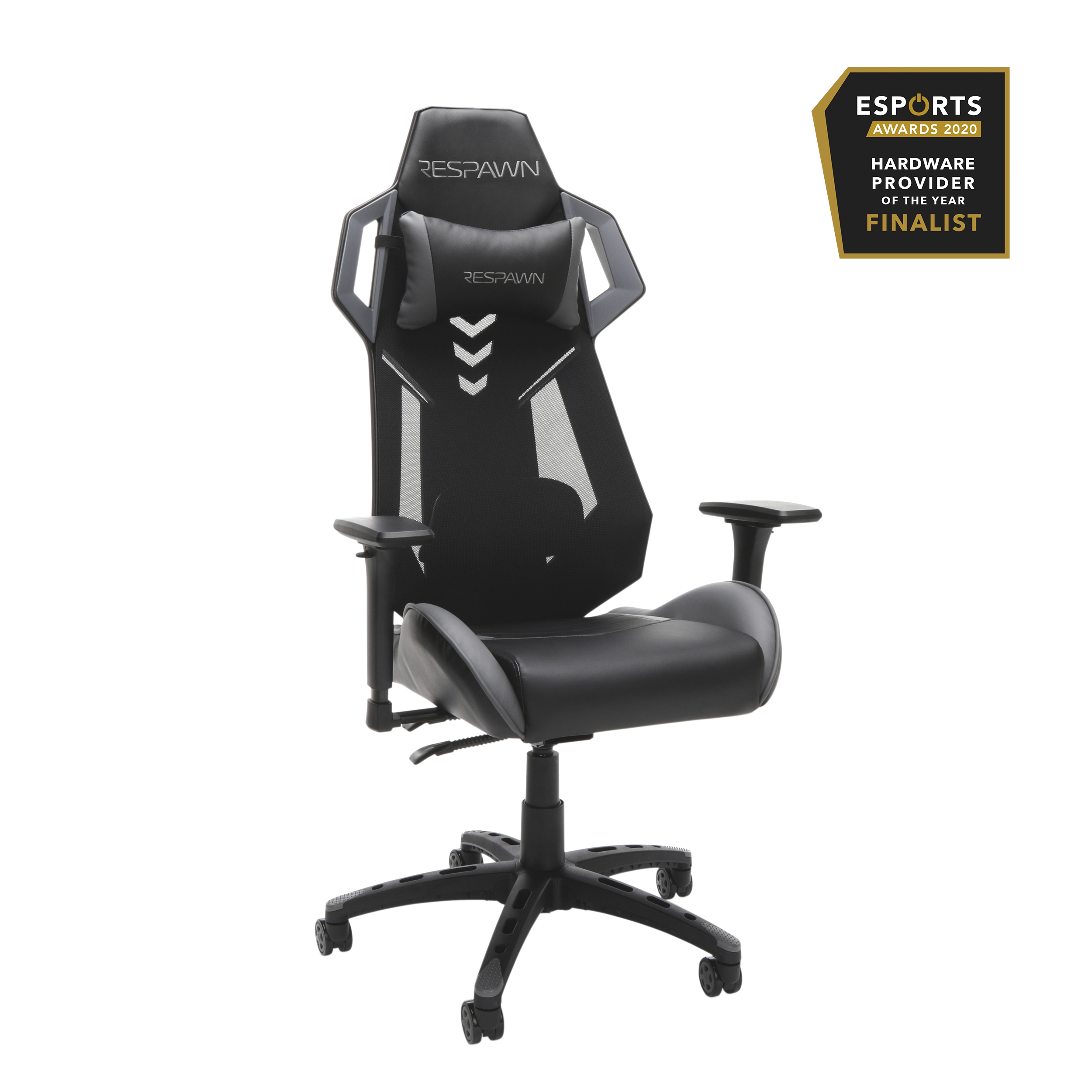 Respawn 200 Racing Style Gaming Chair Ergonomic Performance Mesh Back Chair Office Or Gaming Chair Blue Rsp 200 Walmart Com Walmart Com