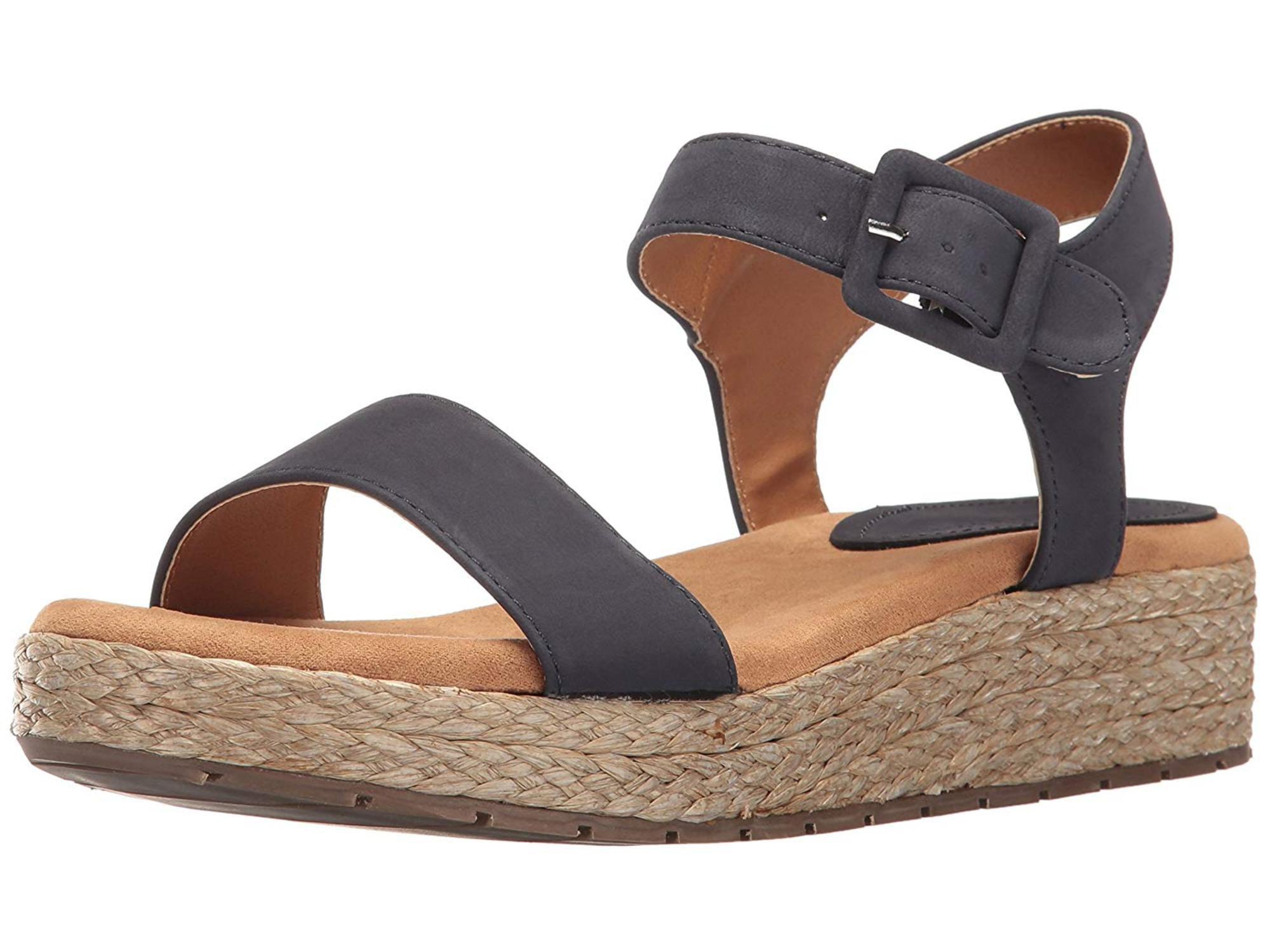 6a8e87e2a6a Kenneth Cole REACTION Women s Calm Water Platform Sandal ...