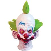 Killer Klown Shorty Mask Adult Halloween Accessory