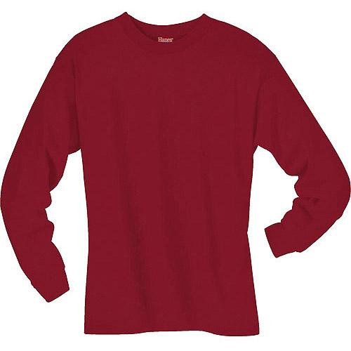 Hanes Big Men's Beefy Long Sleeve T-shirt