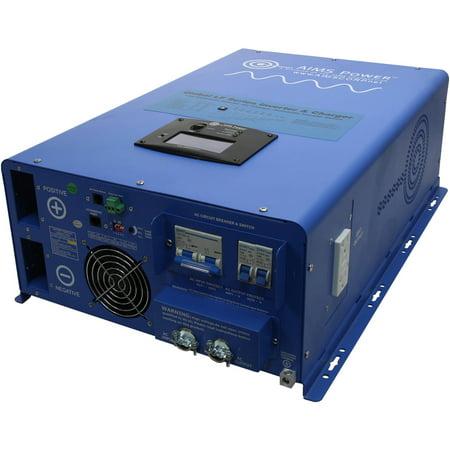 AIMS Power 8000 Watt 48Vdc to 120/240Vac Split Phase Inverter