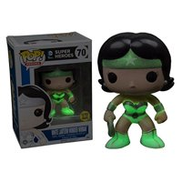 Funko Glow in The Dark White Lantern Wonder Woman Pop Vinyl Figure