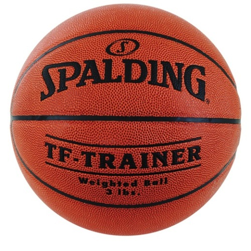 Spalding TF-Trainer 28.5-Inches Weighted Trainer Ball - 3lbs.