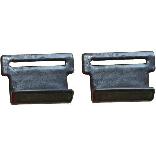 Rightline Gear Saddlebag Car Clips, 100605