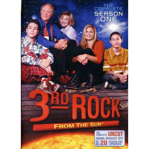 3rd Rock From The Sun: Season 1 (Full Frame)