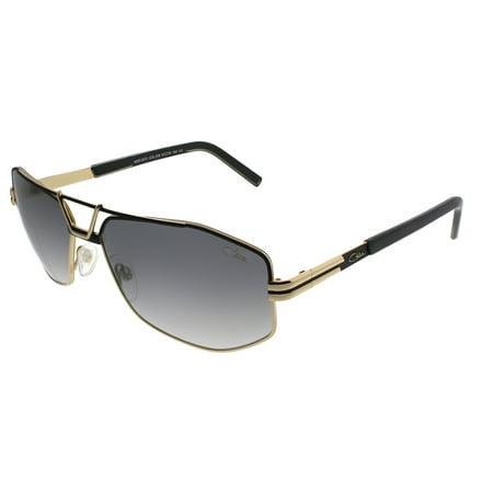 bbe19a5094 Cazal 9073 002SG Unisex Aviator Sunglasses - Walmart.com