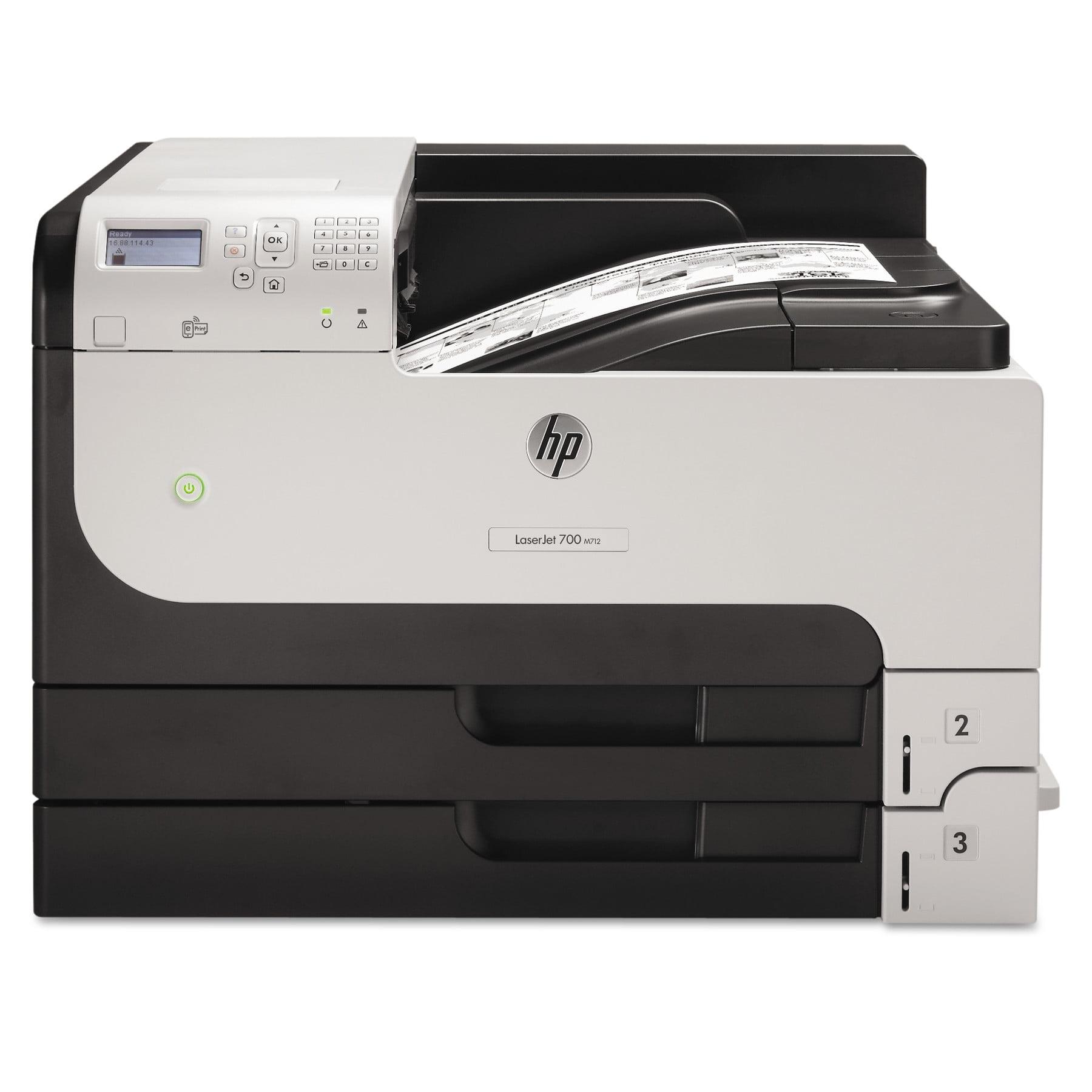 HP LaserJet Enterprise 700 M712dn Laser Printer by HP