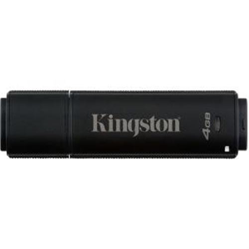 Kingston 4GB DT4000 256bit AES Encryption FIPS 140-2 (Management Ready)