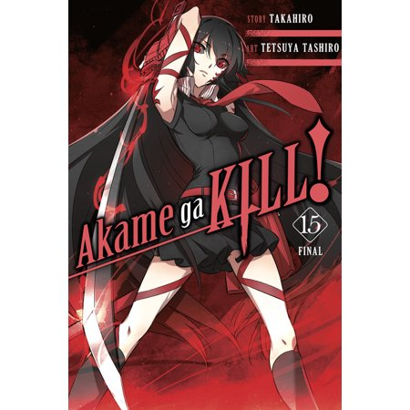 Akame Ga Kill!, Vol. 15 (Akame Ga Kill Mine)