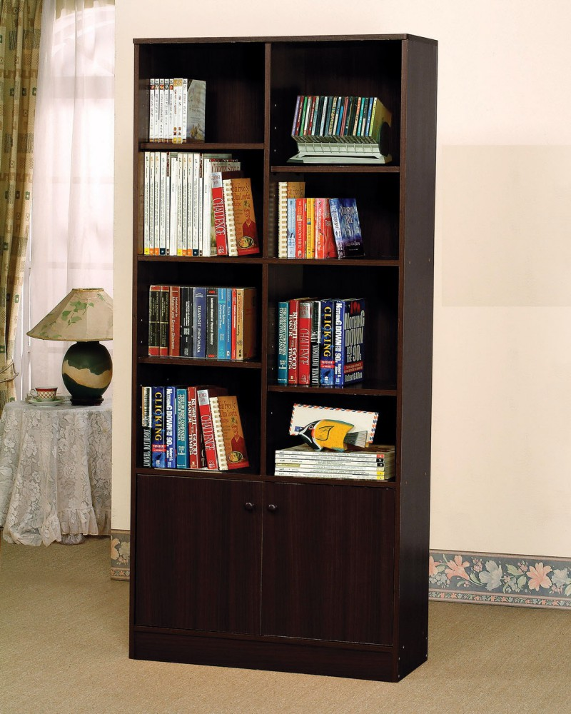 office bookshelf. Simple Relax 1PerfectChoice Classic Office Home Espresso Bookshelf Bookcase Cabinet Storage Shelves Y