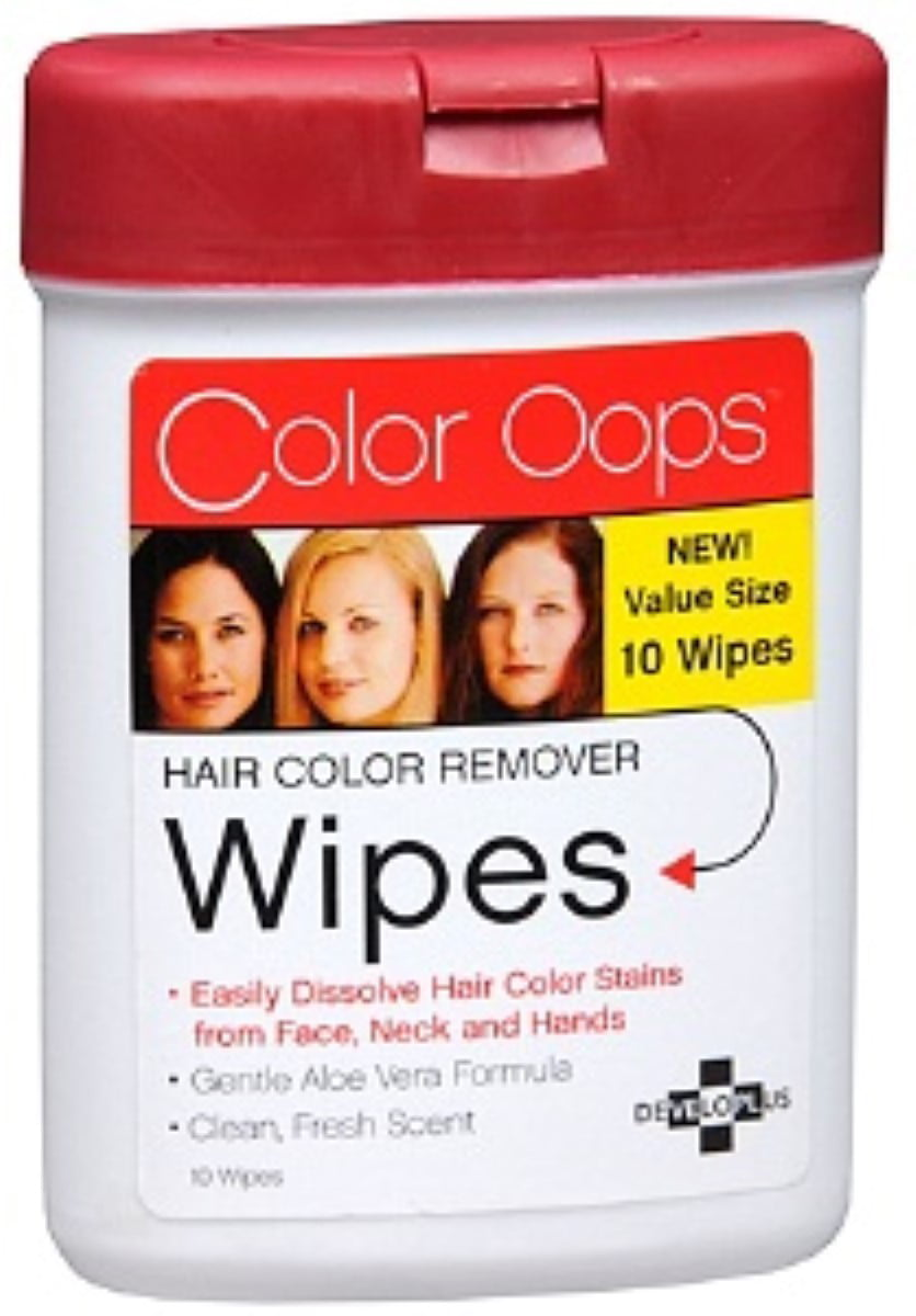 Color Oops Gentle Hair Dye Remover Restores To Natural Hair