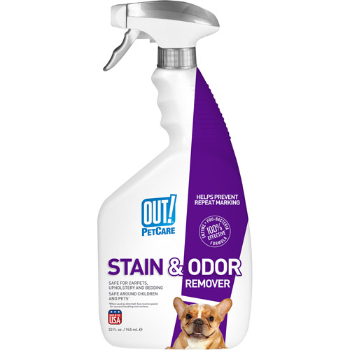 OUT! Stain & Odor Remover, 32 oz