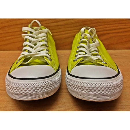 Canvas Print Chucks Sneakers All Star Converse Stretched Canvas 10 x -