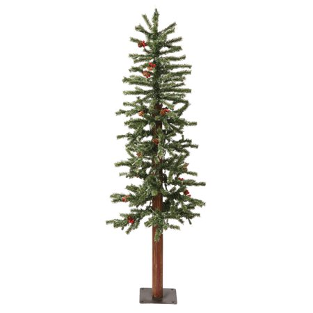 Vickerman 3ft Frosted 179 Tips Christmas Tree 100 Warm White Italian Led Lights