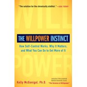 The Willpower Instinct - eBook