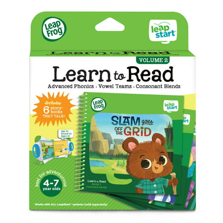 LeapFrog LeapStart Learn to Read Volume 2