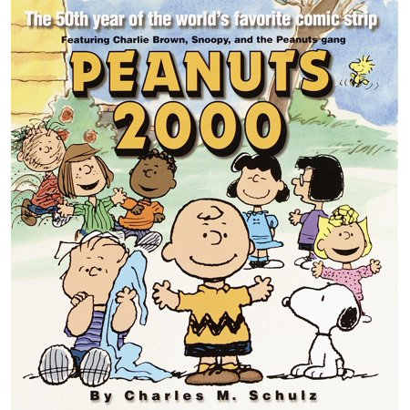 Peanuts 2000 : The 50th Year of the World's Most Favorite Comic Strip Featuring Charlie Brown, Snoopy, and the Peanuts