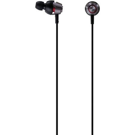 Panasonic RP-HJX20-K Drops 360-Degree Luxe In-Ear Earbuds