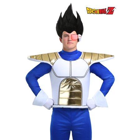 Dragonball Z Costume (Adult Dragon Ball Z Saiyan Armor)