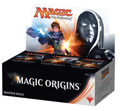 Magic The Gathering Magic Origins Booster Box by Wizards of the Coast
