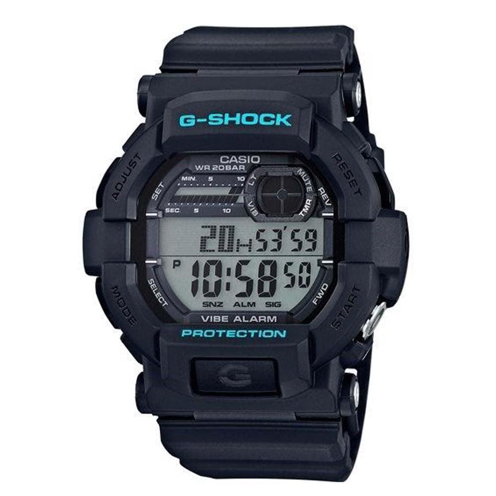 2018 GD350-1CC Watch G-Shock Vibration Alarm Black