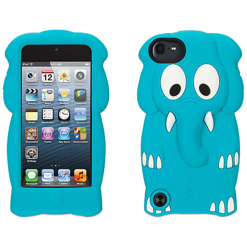 Griffin KaZoo for iPod Touch 5th/ 6th gen., Elephant, Fun animal friends for iPod touch (5th gen)