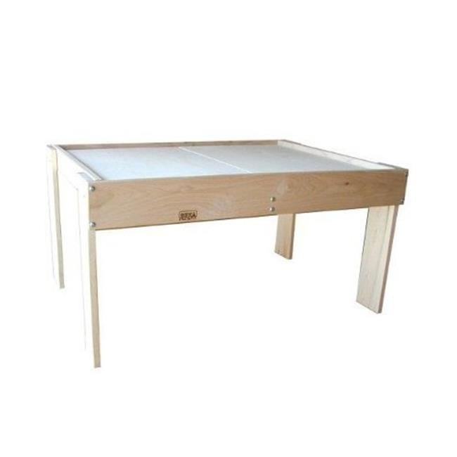 Beka 08652 35'' x 25. 5'' x 17. 5'' Activity Table with Top
