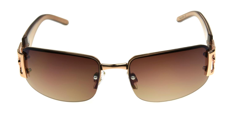 Just Cavalli Womens JC495S Acetate Sunglasses BROWN 59