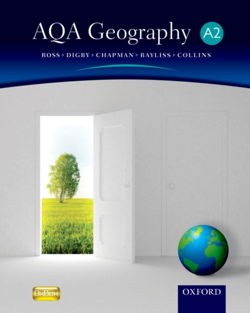 AQA Geography for A2 Student Book (Aqa A2) (Paperback) by