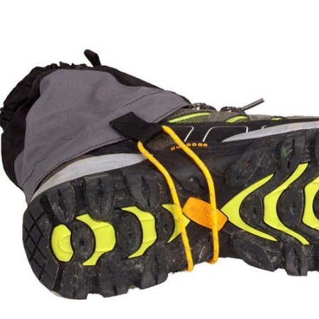 Outdoor Gaiters Silicon Coated Nylon Waterproof by