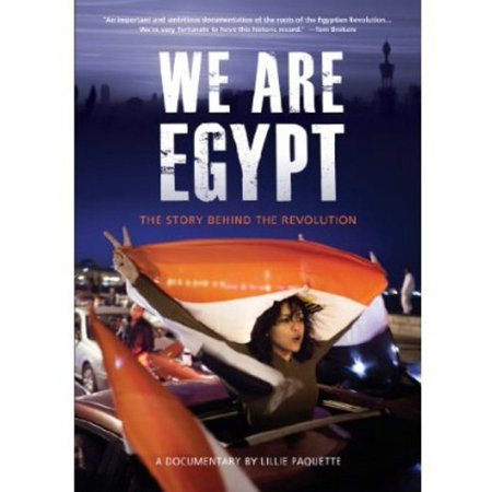 We Are Egypt: The Story Behind the Revolution (DVD) (Story Behind Halloween The Movie)