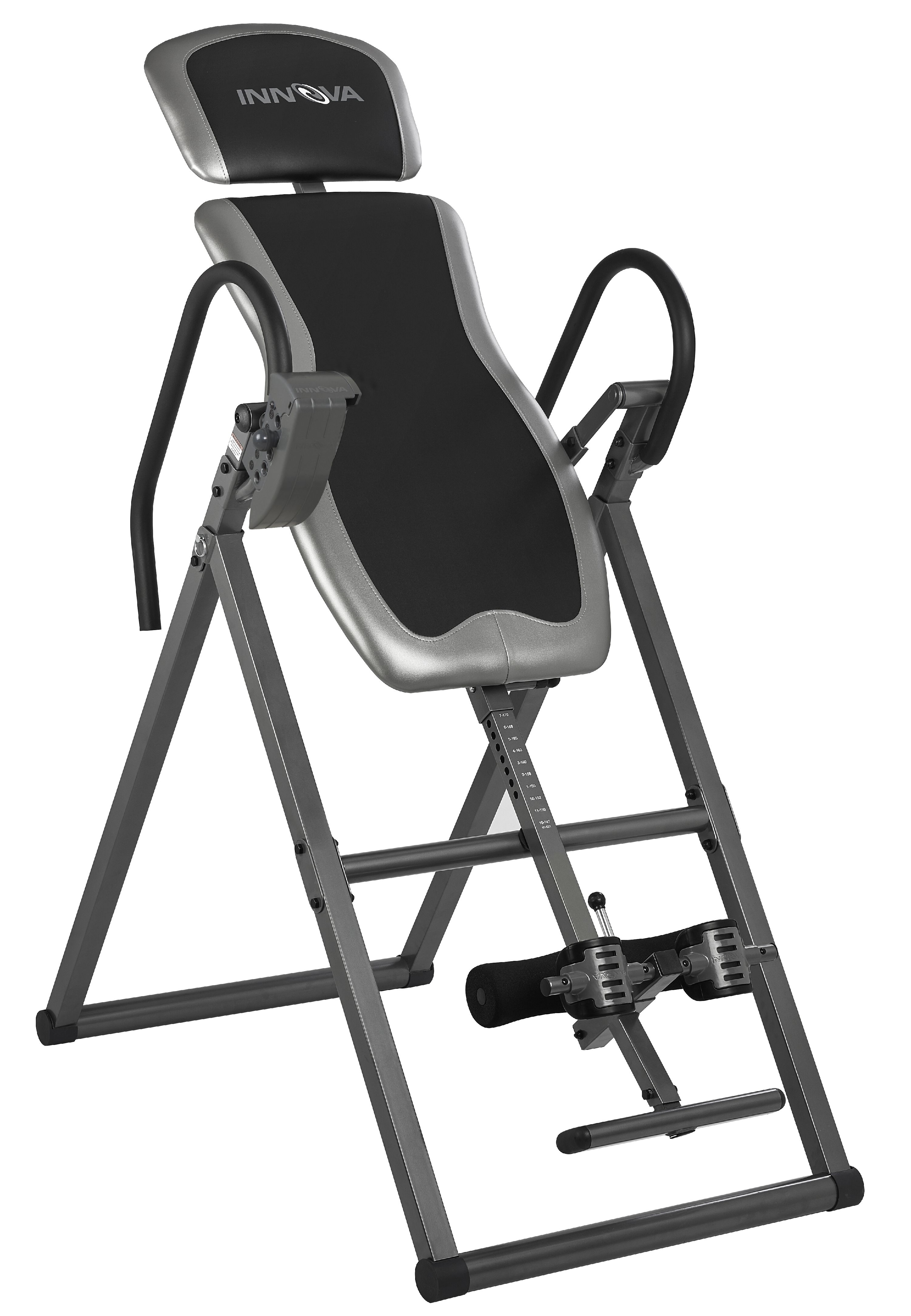 Product Image Innova Heavy Duty Fitness ITX9600 Deluxe Inversion Therapy  Table