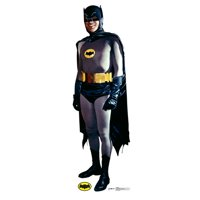 Advanced Graphics 2057 74 x 22 in. Batman - 1969 TV Series - Batman & Robin Cardboard Standup