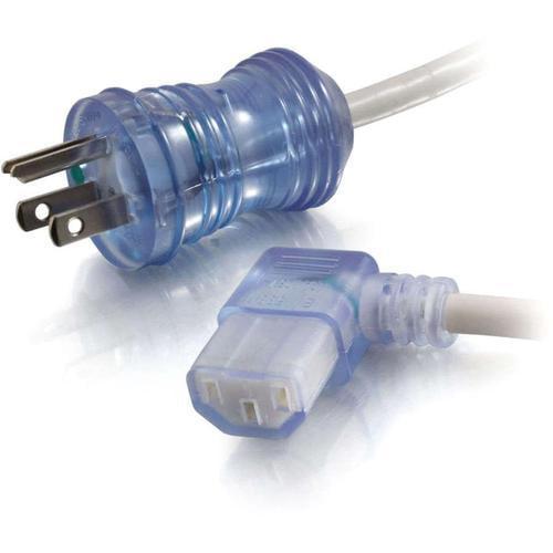 Power Cord - Power Nema 5-15-P - Male - Power Iec 320 En 60320 C13 - Female - 10