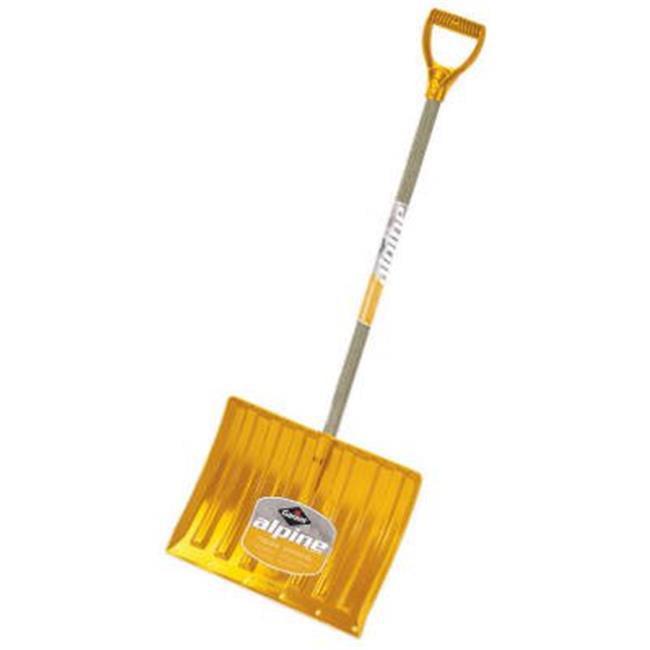 Garant APW18KDRU Alpine 17-3 4 Inch Snow Shovel With D-Handle by Snow Shovels