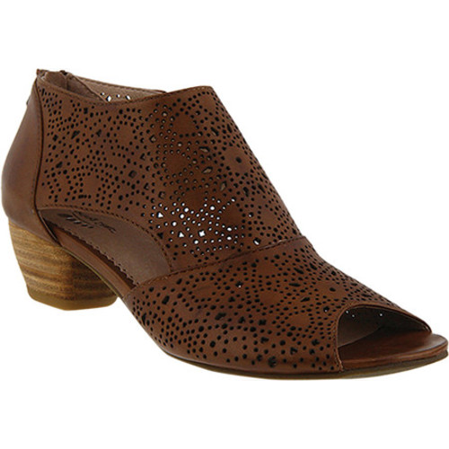 Spring Step Women's Atlas Open Toe Bootie by Spring Step