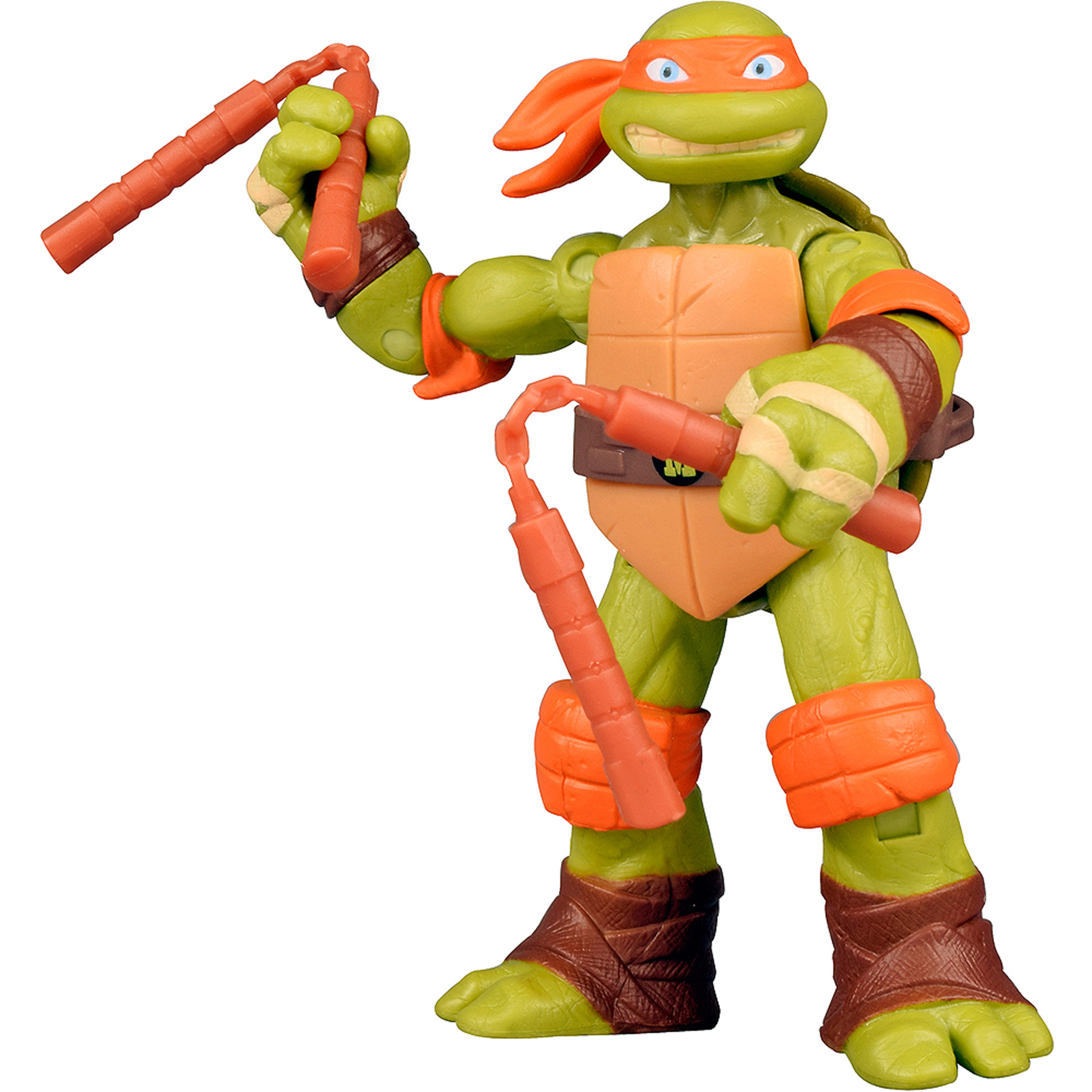 Nickelodeon Teenage Mutant Ninja Turtles Re-Deco Action Figure, Michelangelo