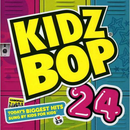 Kidz Bop, Vol. 24 (CD)