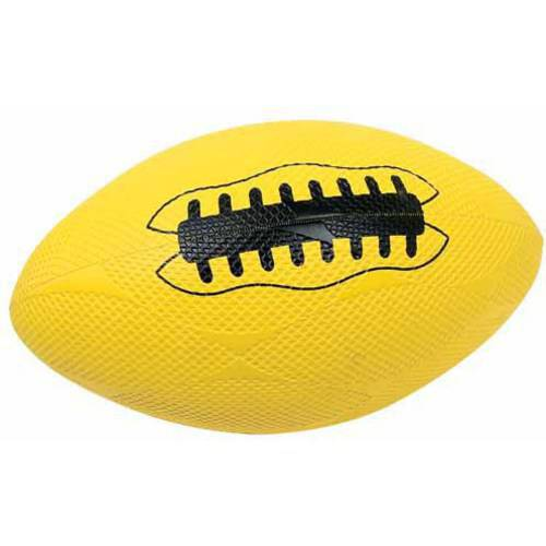 US Games Jumbo EZ Grab Football, Prism, Pack of 6