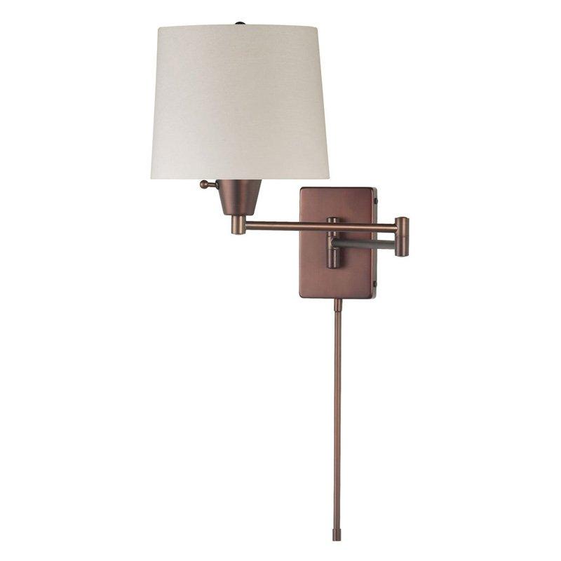 Dainolite DWL80DD-OBB Wall Lamp by Dainolite Ltd