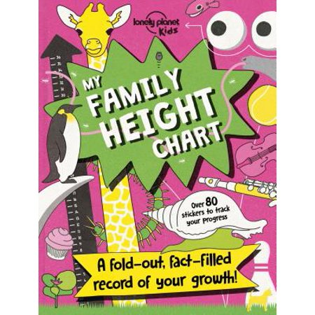 My Family Height Chart [Us] - Us Kids Size Chart