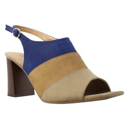 VANELi Womens Taylor Brown Sandals Size 8.5