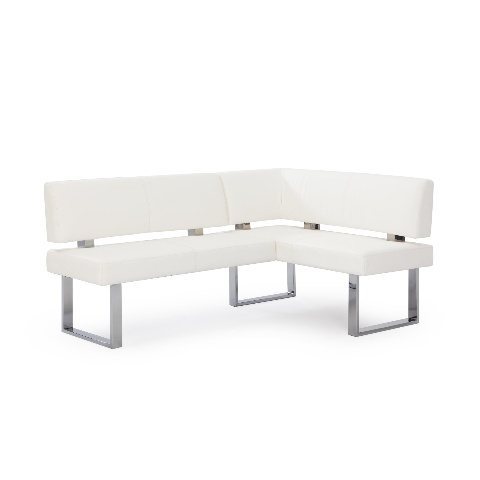 Chintaly Linden L Shaped Dining Bench