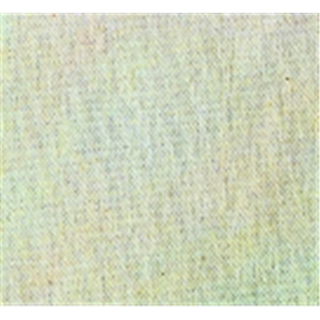 Fredrix 7 Oz. Cotton Style 568 Unprimed Wide Medium-Weight Artists Canvas, 52 in. x 6 Yard Roll