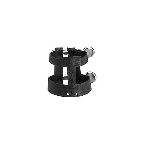 Luyben L2215 Bb Clarinet Ligature Black by Luyben