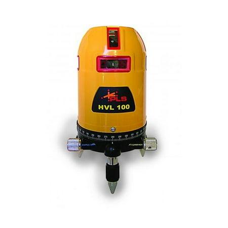 PLS HVL100 Line Laser 360 Degree Horizontal and Vertical Lines